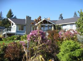 Cedar Acres Vacation Rental, Fanny Bay (Bowser yakınında)