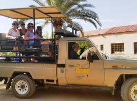 Ukuib Guest Farm and Camping, Karibib