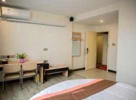 JUNYI Hotel Jiangsu Yangzhou Hanjiang District Slender West Lake Wangting Road