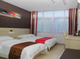 Thank Inn Chain Hotel Beijing Miyun Xinzhong Street, Miyun