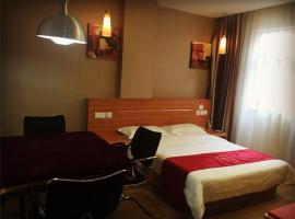 Thank Inn Chain Hotel Guangdong Shenzhen Baoan International Airport