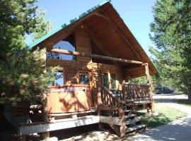 Eagle Ridge Ranch, Island Park