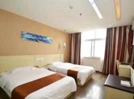 Thank Inn Chain Hotel Zhengzhou Longhu Plaza