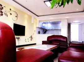 Thank Inn Chain Hotel Shanxi Jinzhong Shouyang Chaoyang Road, Shouyang (Yuxian yakınında)