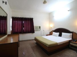 Hotel Soubhagya Inn, Silvassa (рядом с городом Kanadi)