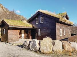 Four-Bedroom Holiday Home in Aaseral, Ljosland