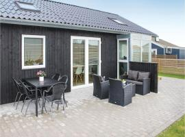 Two-Bedroom Holiday Home in Nyborg, Nyborg (Nordenhuse yakınında)