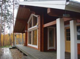 Hauklapintie Holiday Home, Syyspohja (рядом с городом Hauklappi)