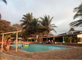 Cocosolo Lodge, Cojimíes (La Unión yakınında)