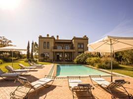 Villa de Luxe avec Piscine Privée et Golf, Marrakech