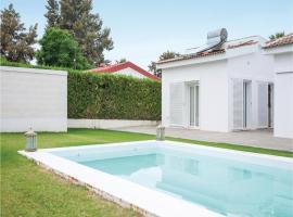 Holiday Home in Carmona, Sevilla, Hacienda Ronquera (La Celada yakınında)