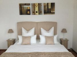 feelgood Apartments - Apartment Chic, Braunschweig (Lamme yakınında)