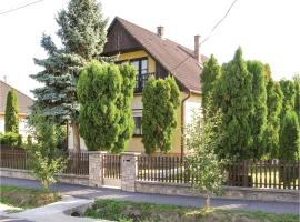Four-Bedroom Holiday Home in Latrany, Látrány (рядом с городом Rádpuszta)