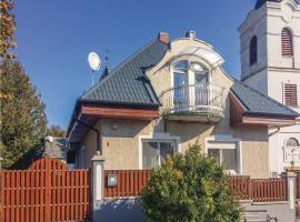 Holiday home Kossuth utca-Balatongyörök