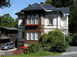 Villa Angelika, Kurort Altenberg (Kurort Bärenfels yakınında)