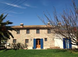 Mas Fullat Casa Rural, Alforja
