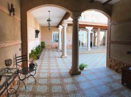 Casa Rural La Toza de Avelino, Almagro (Moral de Calatrava yakınında)