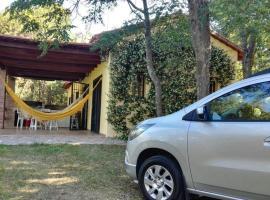 Casa Sierras Chicas Córdoba, La Granja (La Pampa yakınında)
