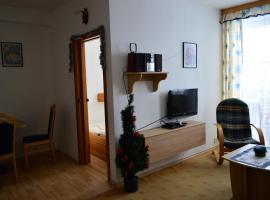 Apartmány Horní Mísečky, Horni Misecky