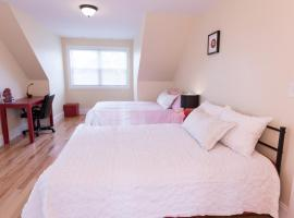 Independence Ave Townhouse, 218B, Quincy