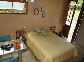 Paloma Suite, La Granja (Agua de Oro yakınında)