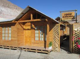Cabañas Turisticas Guañacagua Valle de Codpa, Codpa