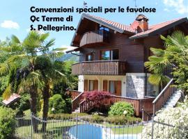 Villa dei Pini, Serina
