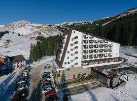 Hotel Pestera, Moroeni