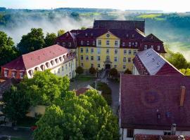 Schlosshotel Kirchberg, Kirchberg an der Jagst (Rot am See yakınında)