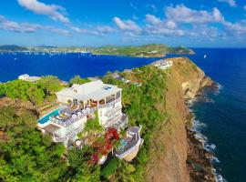 Dolcevita Cliff Resort and Spa by KlabHouse, English Harbour Town (Old Road yakınında)