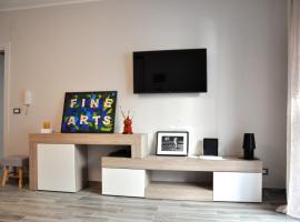 Fine Arts Apartment