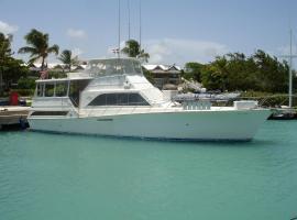 Boat Fantasy Panama