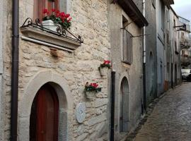 La Casetta nel Borgo, Montalbano Elicona (San Piero Patti yakınında)