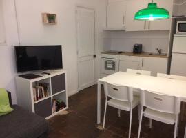 Cal Mestre - Apartament 4 pax. 1er pis, Castellfollit de la Roca (Oix yakınında)