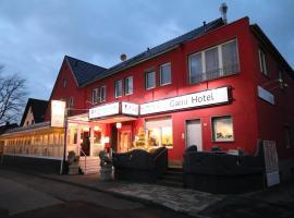 Garni Hotel Vier Jahreszeiten, Rösrath