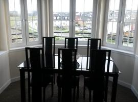 crystal apartments, Airdrie