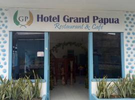 Grand Papua Hotel, Timika