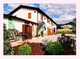 Agriturismo Il Riccio, Monticchio