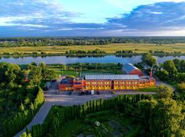 Motel Akva, Елгава (рядом с регионом Ozolnieki Municipality)