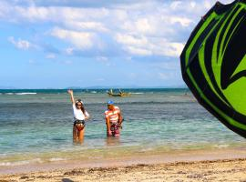 Buen Hombre Kite Camping / Hotel, La Costa de Buen Hombre (La Breña yakınında)
