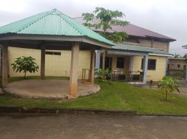 Jennygold Guesthouse, Asiakwa (рядом с городом Pepiasi)