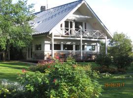 Mokko Country Hotel, Palamuse (Tabivere yakınında)