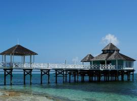 Kamalame Cay, Blanket Sound (Andros Town yakınında)