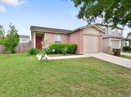 House near Lackland Air Force Base, San Antonio