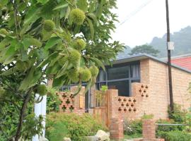 Banshan Farmstay - Mountain View, Huairou (Changyuan yakınında)