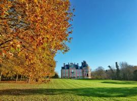Château de Chantore, Bacilly (рядом с городом Montviron)