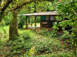 Birder's Rainforest Retreat, Quizarrá (Santa Elena yakınında)