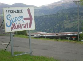 SUPER MURAT 1200 prox mont dore bourboule, Murat-le-Quaire (рядом с городом Laqueuille)