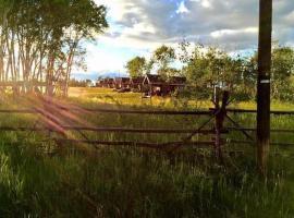Flying U Ranch, Seventy Mile