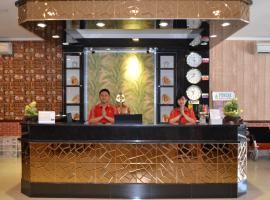 Puncak Budget Hotel, Pangkalpinang (рядом с городом Pangkalan Baru)